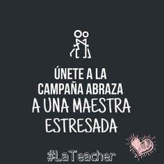Maestra estresada