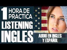 1 HORA: Excelente Practica Aprende a Escuchar en Ingles con las Frases y Oraciones Mas Usadas - YouTube
