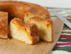 No-Knead Cheesy Bread on RachelCooks.com