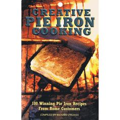 Camping Stoves and Grills :Creative Pie Iron Cooking Book * Check this awesome image Pie Iron Cooking, Pie Iron Recipes, Camping Meals, Camping Recipes, Camping Hacks, Waffle Iron, Dinner Recipes, Snacks