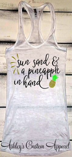 Beach Vacation Tank Summer Tanks Beach Cover Up Swimsuit Beach Vacation Outfits, Family Vacation Shirts, Family Cruise, Beach Trip, Summer Outfits, Beach Tanks, Beach Shirts, Tee Shirts, Country Tank Tops
