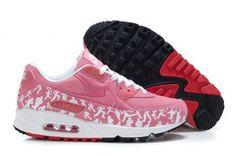 new product de008 e17c4 Nike Air Max 90 Women s Running Shoe Pink White Sale