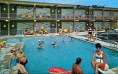 The Buccaneer motel 7 Apartments, N. Wildwood, New Jersey