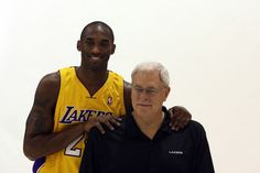 "The Phil Jackson Chronicles Part 8: Remembering Kobe Bryant = Phil Jackson spent a total of 11 years coaching Kobe Bryant. Here's PJ's take on the many twists and turns, as well as the very positive outcome of their long-term relationship.  ""Kobe showed up....."