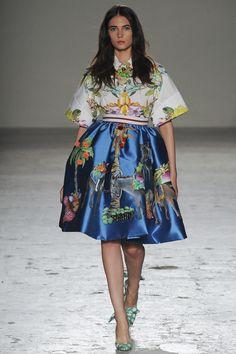 Stella Jean collection printemps-été 2015 #mode #fashion