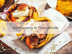 Food lovers will be amazed by the great gastronomy in Thessaloniki. Expect nothing less from a city that boasts of its multicultural character & long history.  #thessaloniki #SKG #food #gastronomy #visitthessaloniki #greece #travel #sailing #babasails