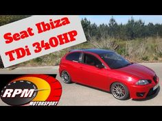 Ibiza 550hp PTE5858 by Vouros Performance | Autokinisimag - YouTube
