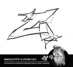 Graffiti Alphabet Letters C Printable http://graffitialphabet.eu/graffiti-alphabet-letters-c-printable/