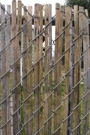 Image result for how to make bamboo garden fence