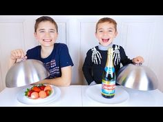 Real Food VS Giant Gummy Candy Food Kids Fun Challenge / Funny Kids Tasting Giant Sweets - YouTube