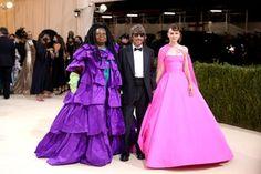 Rihanna Red Carpet, Met Gala Red Carpet, Tessa Thompson, Carey Mulligan, Kid Cudi, Teyana Taylor, Donatella Versace, Keke Palmer, Diane Kruger
