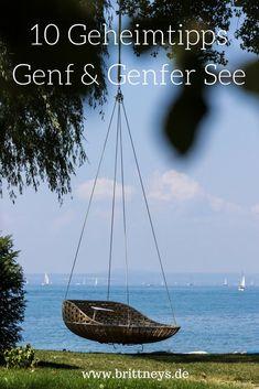 Die ultimativen Geheimtipps für Genf und den Genfer See in der Schweiz. #Reisetipp #Genf #Schweiz #Genfersee #Travel