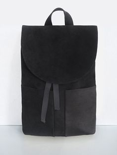 BACKPACK II BLACK form Mum  Co by mumandcompany on Etsy, $205.00