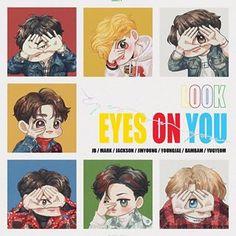 Cre: the owner/as logo Girls Girls Girls, Got7 Fanart, Kpop Fanart, Got7 Mark, Mark Tuan, Bh Entertainment, Got7 Funny, Memes, Got7 Jackson