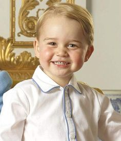 dear-george:    Prince George stars in new stamp to honour the Queen's 90th birthday