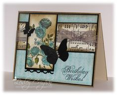 Always Playing with Paper: Paper Players #69 {Shabby Birthday}