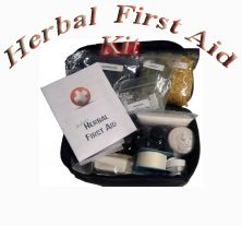 """The Herbal Survivalist Spot"": Building a Herbal First aid and Survival Kit Herbal Survival and First Aid: a book on natural SURVIVAL soluti..."