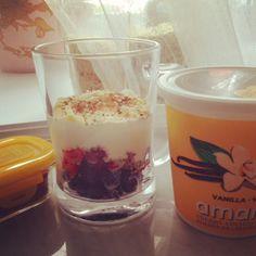 Sweet Almond Sundae | JillianRaycroft.com