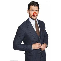 """""""Just two days until @RedNoseDay. Hope you will all watch the skits and donate"""""""