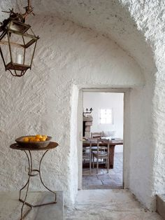 """restored abandoned house in Provence with """"rural shabby chic"""" design French Country House, French Cottage, Ryan Homes, Feng Shui Bedroom, Industrial Interior Design, Home Design, Design Hotel, Decoration, Living Spaces"""