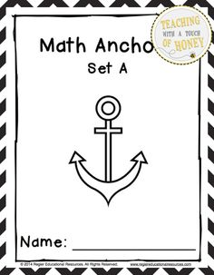 424 Best Addition and Subtraction MATH ANCHORS images