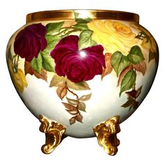 Jardiniere: Art Pottery eBay