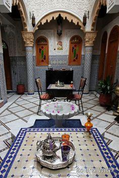 Rabat - Riad Sidi Fatah | Flickr - Photo Sharing!