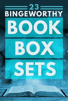23 Bingeworthy Book Box Sets