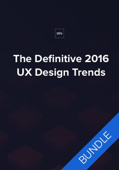 350+ pages of advice for web, UX, mobile. 300+ examples analyzed from companies…