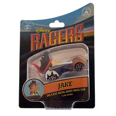 Disney Racers - Die Cast Car - Jake, Jake and the Neverland Pirates