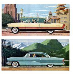 Packard, LIFE 7 May 1956