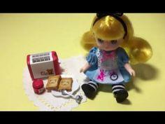 [HD] Rement miniature rilakkuma toast 리멘트 식완 미니어쳐 리락쿠마 토스트 リーメント リラックマ ほ...