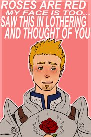 Image result for dragon age valentines