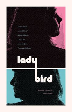 Movie Posters : MyLady Bird film poster.Now available in my