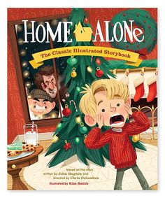 Penguin Random House Home Alone Hardcover   Best Price and Reviews   Zulily The X Files, Chris Columbus, Grinch Stole Christmas, Home Alone, Penguin Random House, Original Movie, Back To The Future, Twilight Sparkle, Rainbow Dash