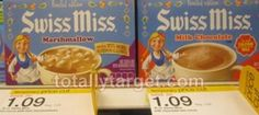 Target: Swiss Miss Hot Cocoa 10 ct $0.59 each after price cut and coupon stack! - http://printgreatcoupons.com/2013/12/04/target-swiss-miss-hot-cocoa-10-ct-0-59-each-after-price-cut-and-coupon-stack/