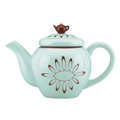 Gorham Merry Go Round Polly Put The Kettle On Tea Pot -- To view further for this item, visit the image link.(It is Amazon affiliate link) #foryouby