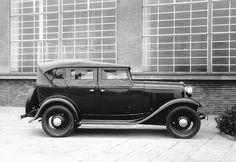 Ford Modell B/BF / Ford Modell B (Rheinland) / Modellübersicht / FordCars / Ford Fan Site