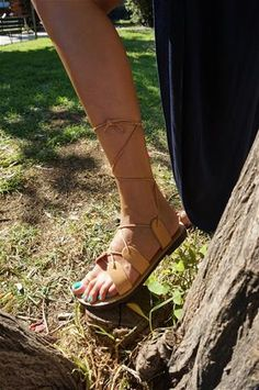 La Bella Donna - Χεροποιητα Δερματινα Σανδαλια - Θέμις Gladiator Sandals, Shoes, Fashion, Moda, Zapatos, Shoes Outlet, Fasion, Footwear, Fashion Illustrations