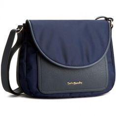 d6475f9f3b894 Torebka BETTY BARCLAY - D-960 VR 03 Niebieski · Kate Spade