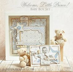 Other: Welcome, Little Prince *DT Maja Design*