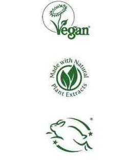 Tropic Pure Plant Skin care - Vegan Society and BUAV approved. Only tested on Tropic Ambassadors!