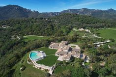 Exceptional Estate in Var, French Riviera! Perched high on the Esterel Massif, with provencal architecture and phenomenal views as far as the Lerins Islands in Cannes #SaturdayMotivation #RoomwithaView #Cannesview #LuxuryApartment #CannescViews #HouseHunting #LocationLocationLocation #RealEstate #HomeSale #HomesForSale #FrenchEstate #Provencal #France #Esterel Automatic Watering System, Luxury Property For Sale, Bedroom With Ensuite, French Chateau, France, Country Estate, Real Estate Companies, French Riviera, Luxury Villa