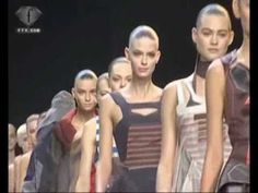 Best looks of Spring and fall 2007 Collections By Hussein Chalayan Hussein Chalayan, Body Adornment, Spring And Fall, Best Memories, Number One, Runway, Concert, Check, Fashion