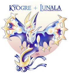 [OPEN] Kyogre X Lunala by Seoxys6 on DeviantArt
