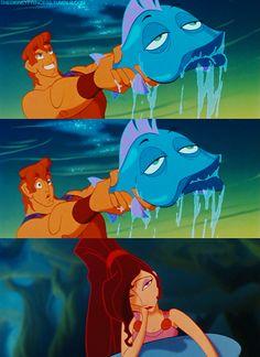 -- haha, I love Meg's expression