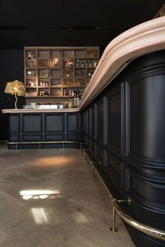 "Make flat dull, walls come to life using ""wallscaping"" with our extensive dado panel mould range. Pub Interior, Bar Interior Design, Pub Design, Restaurant Design, Back Bar Design, Restaurant Restaurant, Bar Americano, Home Bar Designs, Basement Designs"