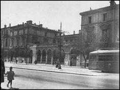 Greece Pictures, Vintage Pictures, Athens, Louvre, Street View, Explore, Building, Travel, Antique Post Cards