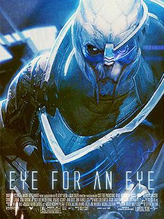 Garrus Valkarian. Forever the most bad ass Turian best friend anyone could have