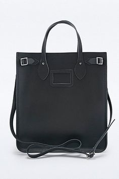 The Cambridge Satchel Company North South Tote Bag in Black